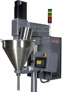 Filling and dosing of variety of different products, auger fillers, volumetric fillers, pendular weighers, multihead combination weighers, net weight control loop