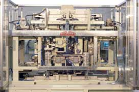 Stiavelli Horizontal Form Fill Seal machine for long pasta with integrated weighing system