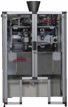 SVM Stiavelli continuous motion High Speed VFFS Vertical Form Fill Seal machines